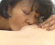asian lesbian licking cunt