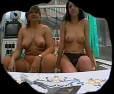 Mother and daughter nude.